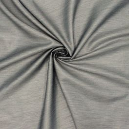 Apparel fabric - silver grey