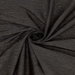 Apparel fabric - black
