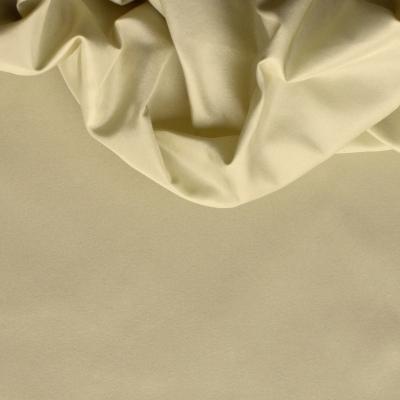Taffetas 100% plain Silk Anis