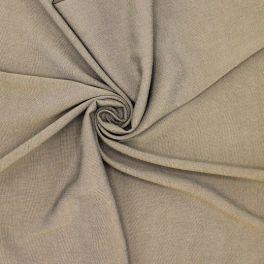 Viscose fabric - taupe