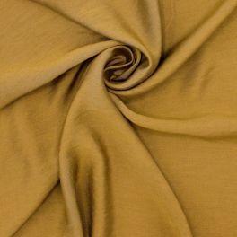 Viscose fabric - mustard yellow