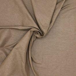 Gekreukd tafzijde - bruin