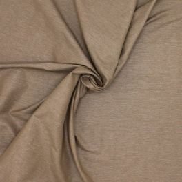 Polyester fabric - brown