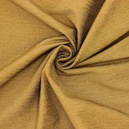Tissu extensible terre d'ombre