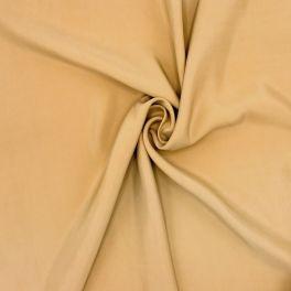 Viscose fabric - ochre-red