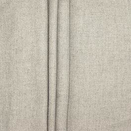 Double-sided fabric with linen aspect - grege