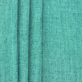 Tissu double face aspect lin canard