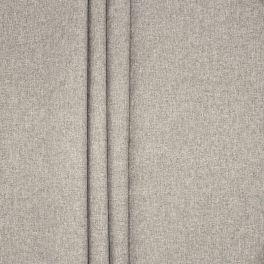 Tissu occultant chiné gris souris