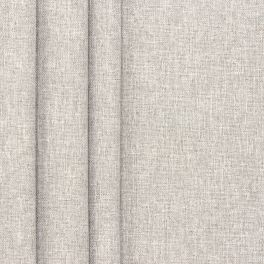 Tissu occultant chiné gris clair