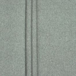Blackout fabric - mottled grey