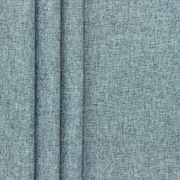 Blackout fabric - mottled blue