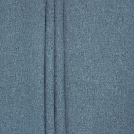 Tissu occultant chiné bleu jeans