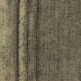 Fabric with aspect of aged velvet - khaki