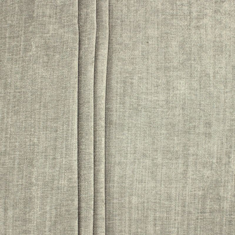 Fabric with aspect of aged velvet - grey