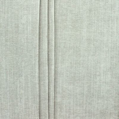Fabric with aspect of aged velvet - pearl grey
