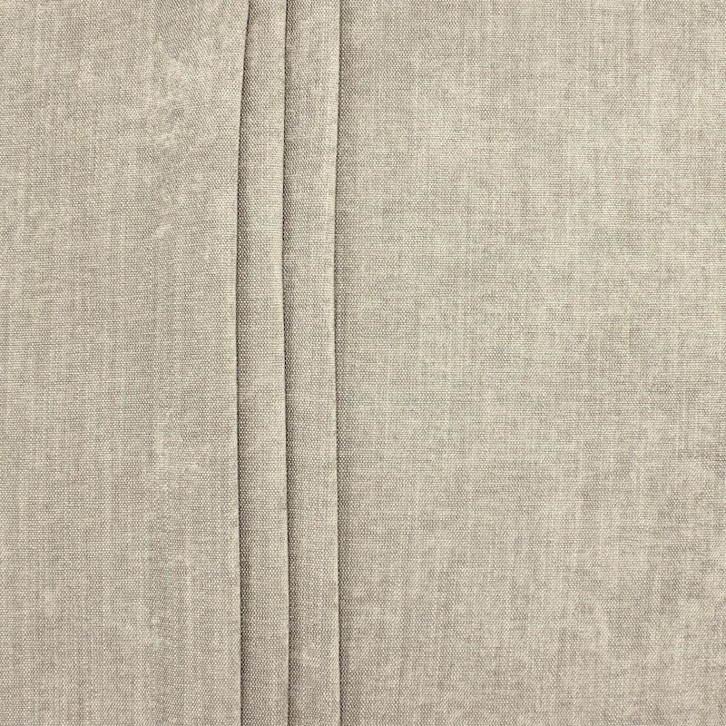 Fabric with aspect of aged velvet - grege