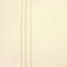 Fabric with aspect of aged velvet - off white