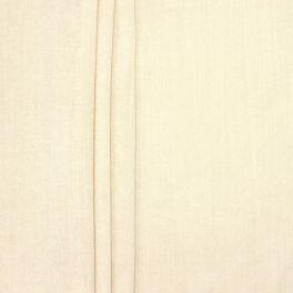 Tissu effet vieilli blanc cassé