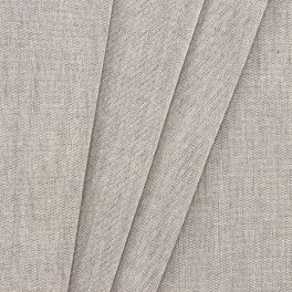 Buitenstof in dralon - effen grijs