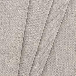 Outdoor fabric in dralon - plain grey