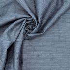 Tissu vestimentaire bleu jean's