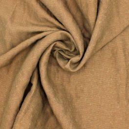 Apparel fabric - hazelnut brown
