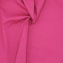 Extensible twill fabric - fuchsia