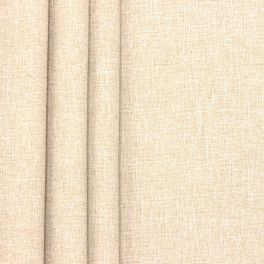 Blackout fabric - mottled light beige
