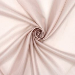 100% polyester lining fabric - blush pink