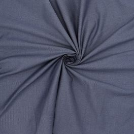 Extensible fabric with structured aspect - blue