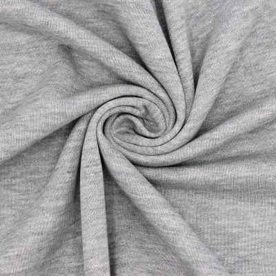 Sweat léger chiné gris clair