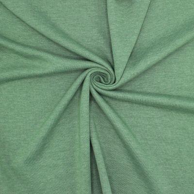 Sweat léger chiné vert sauge