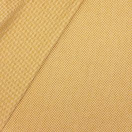 Coated cotton - mustard yellow