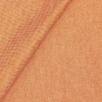 Toile enduite en coton orange