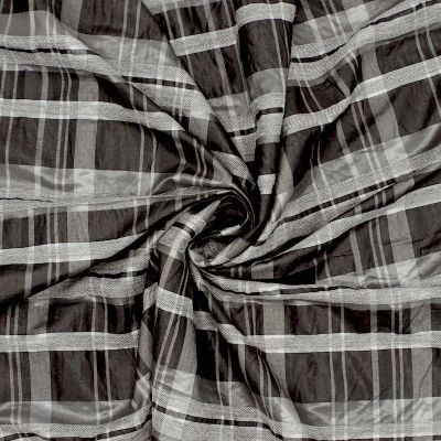 Cotton and viscose fabric - denim blue