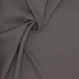 Tissu vestimentaire à motifs gris et noir