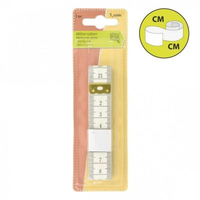 Multicolored Tape measure Prym