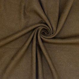 Tissu en polyester kaki