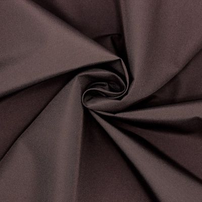 Tissu imperméable brun