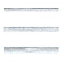 Elastic of 8 and 10mm - white