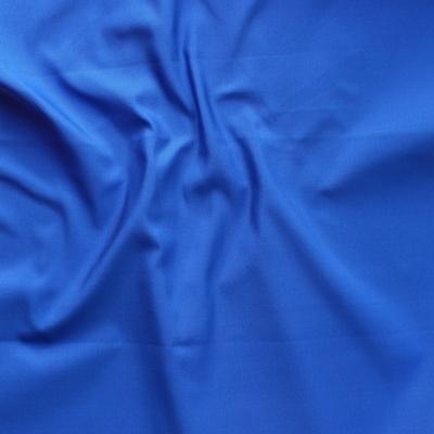 Faille de soie unie bleu 608