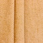 Chenille upholstery fabric - ambre