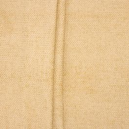 Chenille upholstery fabric - beige