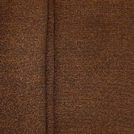 Jacquard chenille upholstery fabric - brown