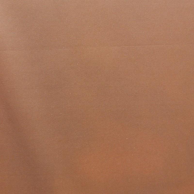Tafzijde effen bruin