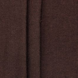 Upholstery fabric with twill weave - brown