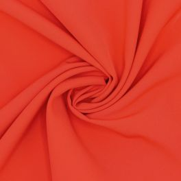 Extensible fabric - red