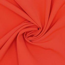 Tissu extensible rouge
