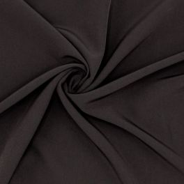 Extensible fabric - brown
