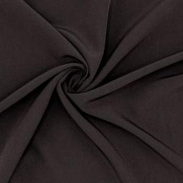 Tissu extensible marron